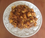 Bloemkool curry_7127