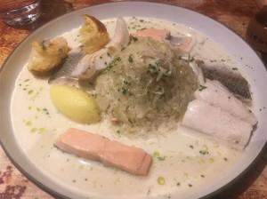 Fish Sauerkraut_Chambord Winstub_Kaysersberg-IMG_0340